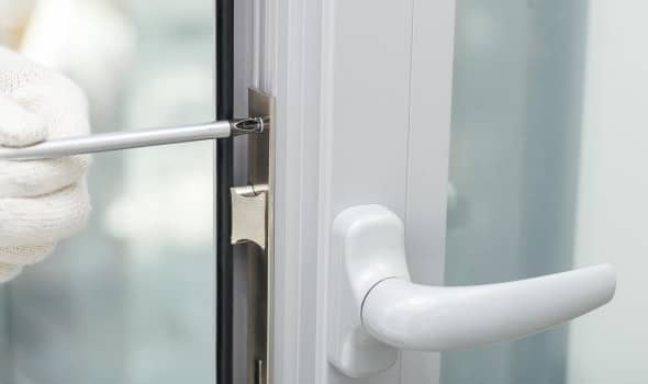 uPVC Door Lock Replacement
