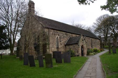 St Johns Chapel in Belper
