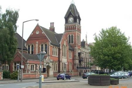 Burton Town Hall